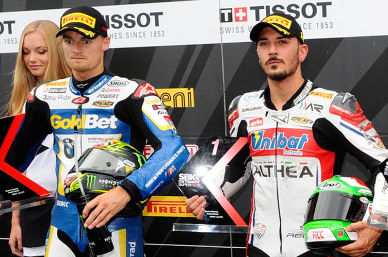 Ducati ficha a Davies y Giugliano en SBK