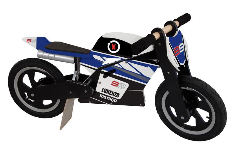 Kiddimoto replica la moto de Jorge Lorenzo