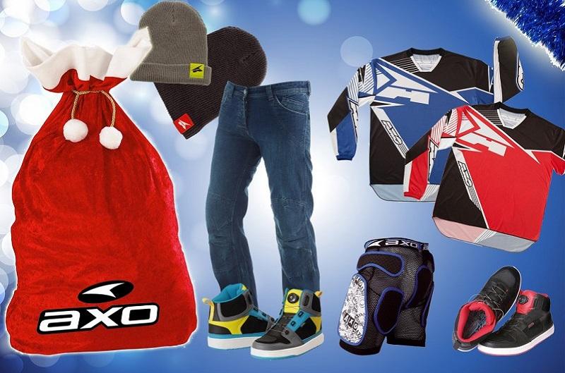 Cinco regalos AXO para cargar a Papa Noel