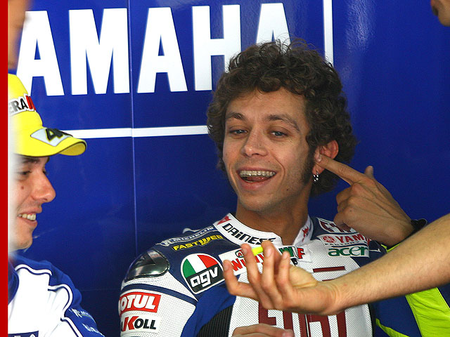 Sobre Lorenzo y Rossi