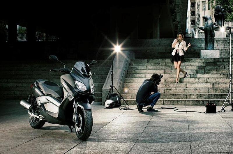 Yamaha X-Max 125/250