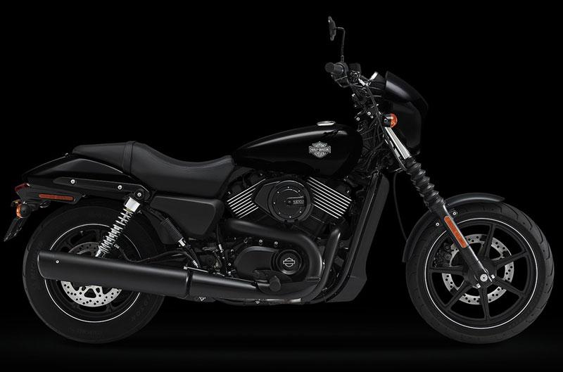La nueva Harley-Davidson Street 750