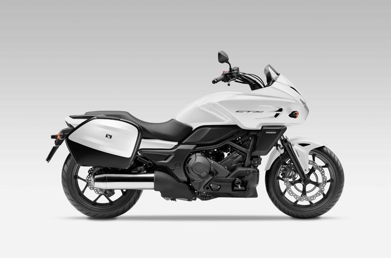 La Honda CTX700 llega a Europa