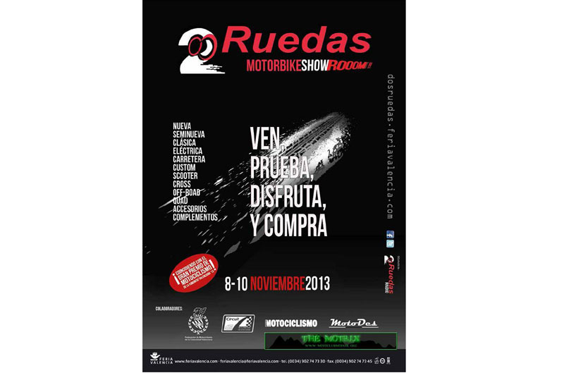 2 Ruedas Motorbike Showroom