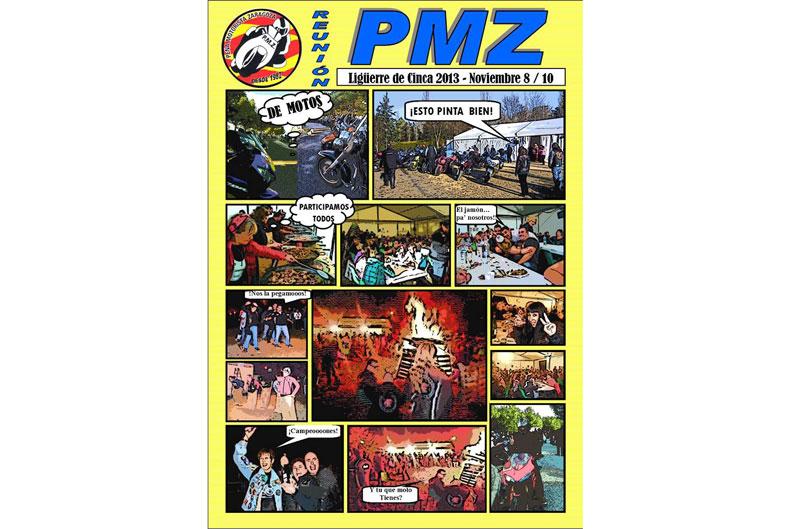 XXXII Reunión PMZ