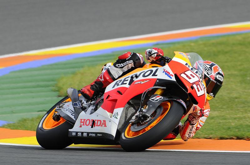 Pole para Marc Márquez en MotoGP, Lorenzo arrancará segundo