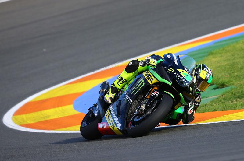 Arranca la pretemporada de MotoGP en Valencia
