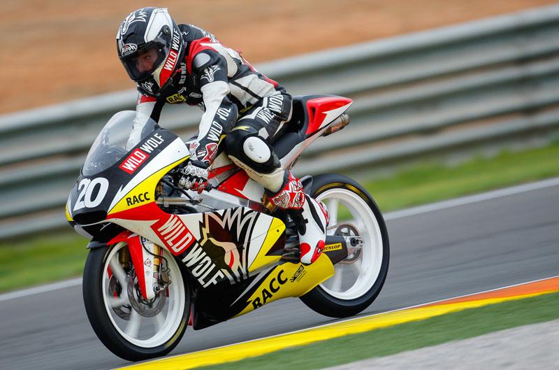 Doblete de Quartararo en Moto3 y el campeonato al rojo vivo