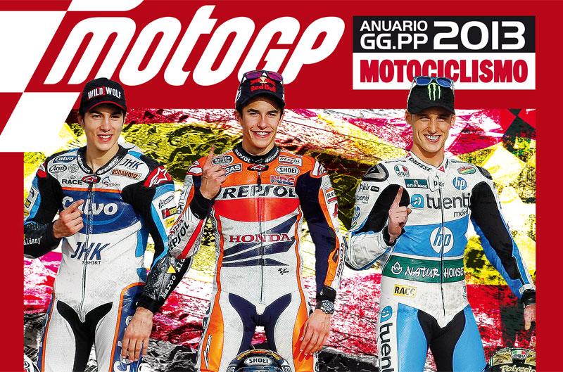 Especial Grandes Premios, camiseta de Marc Márquez, Moto del Año