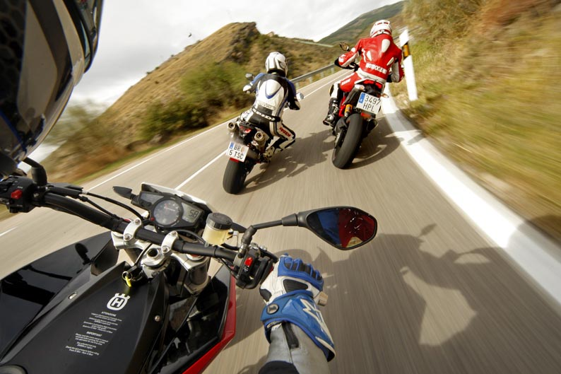 Comparativa Supermotard R