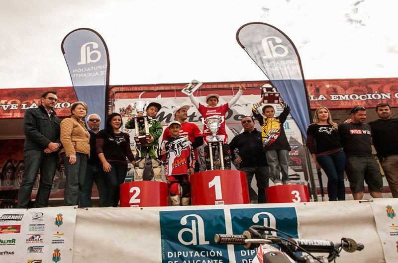 Trofeo Nacional MX50