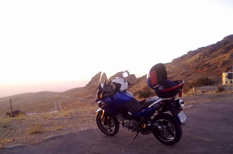 100.000 km con Suzuki V-Strom 650