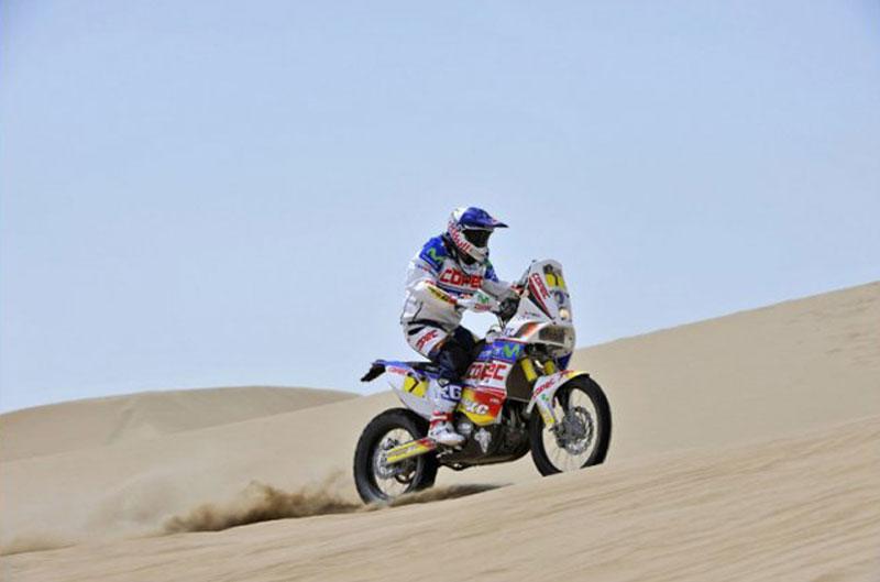 El Dakar 2014 separará el recorrido entre coches y motos