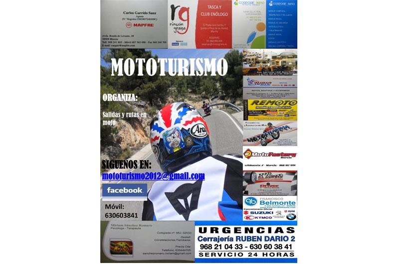 Comida de Navidad Mototurismo2012 2013