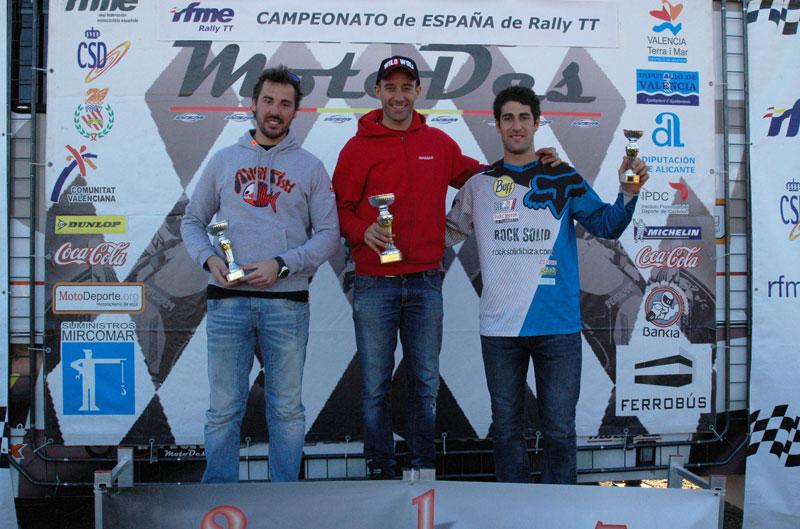 Gerard Farrés, campeón de España de Raids