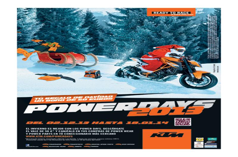 KTM Power Days 2013