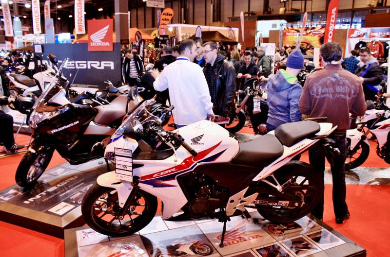 MotoMadrid 2014 se consolida