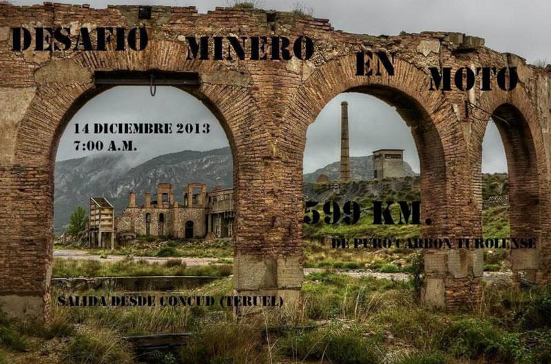 Desafío Minero en Moto 2013