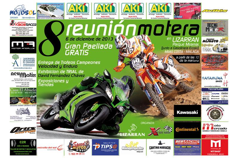 VII Reunión Motor Extremo-Lizarrán