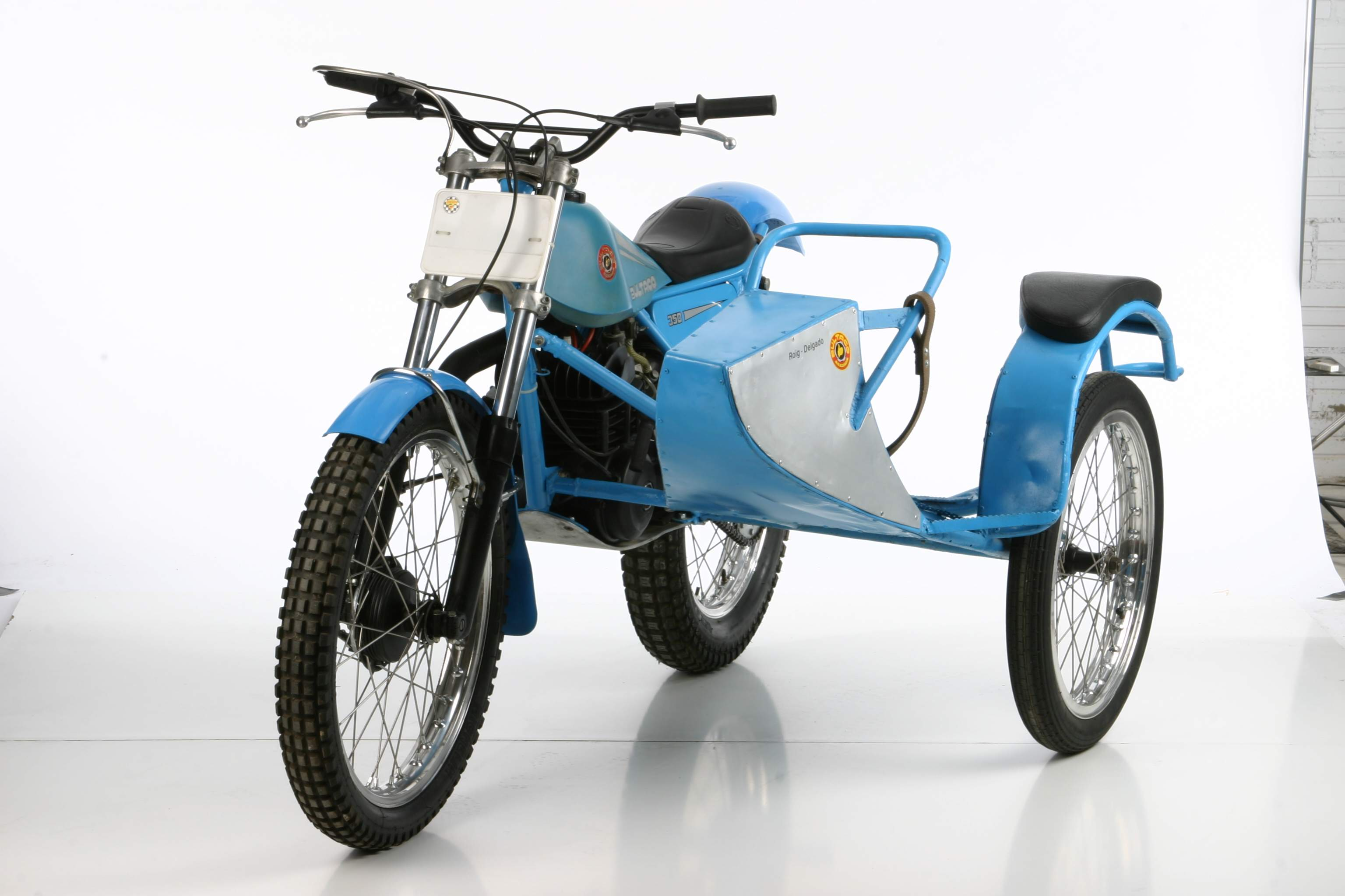 Bultaco Sherpa-T 1980 Side-Trial