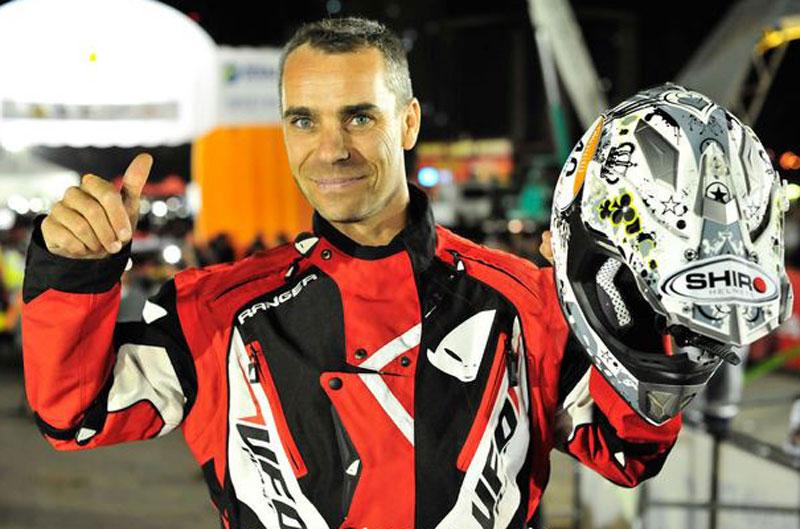 Julián Villarrubia participará en el Dakar 2014