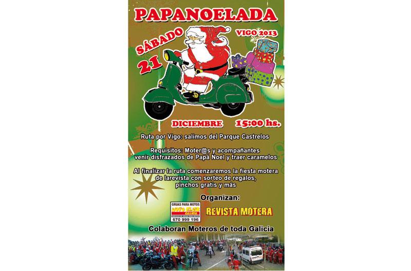 IV Papanoelada Vigo 2013