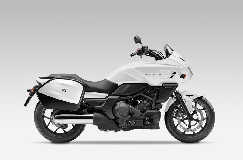 Honda anuncia el precio de la nueva CTX700