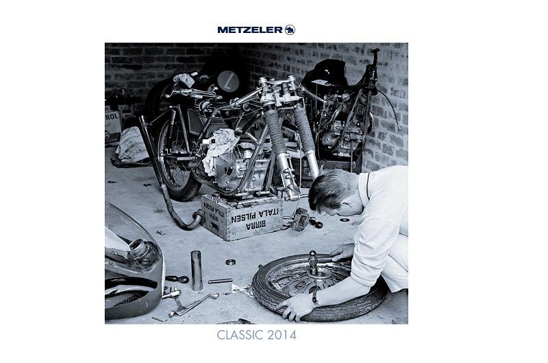 Calendario Metzeler 2014