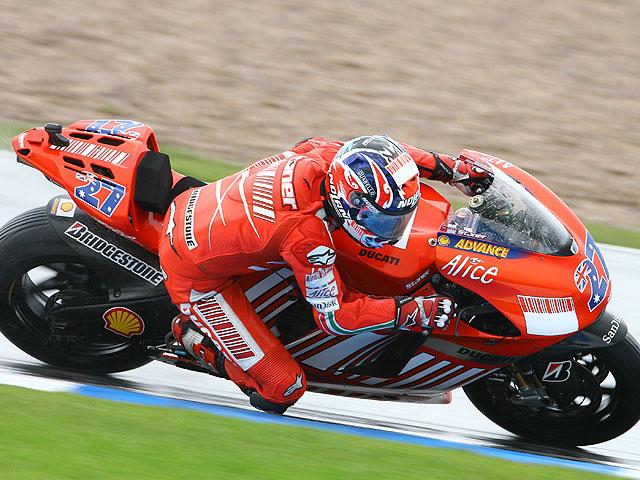 GP Reino Unido (8ª). Carrera MotoGP