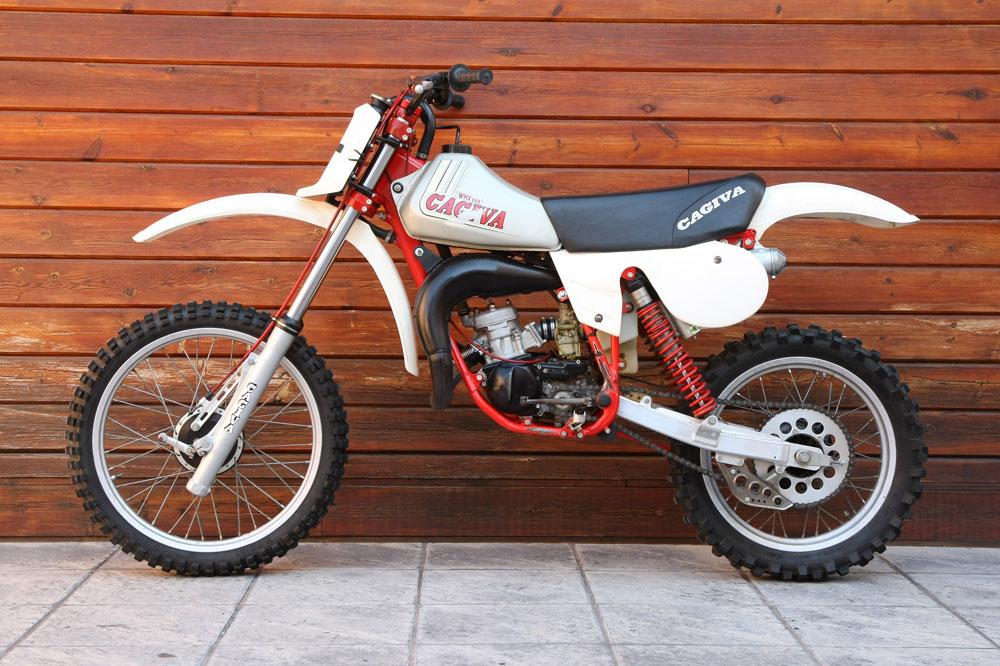 Cagiva WMX 125 1981