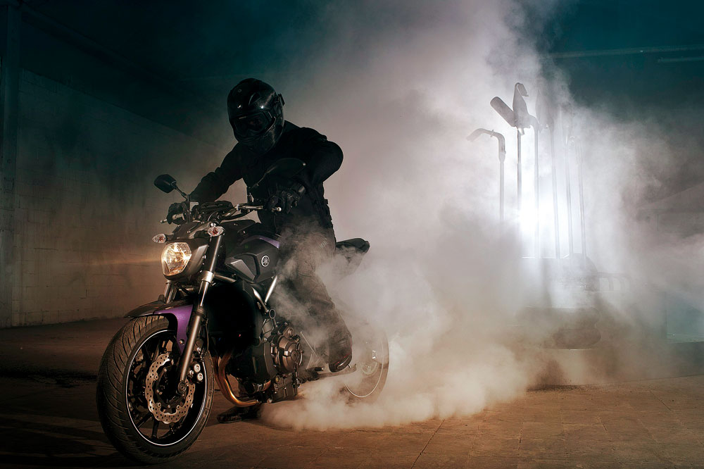 Yamaha MT-07. Análisis