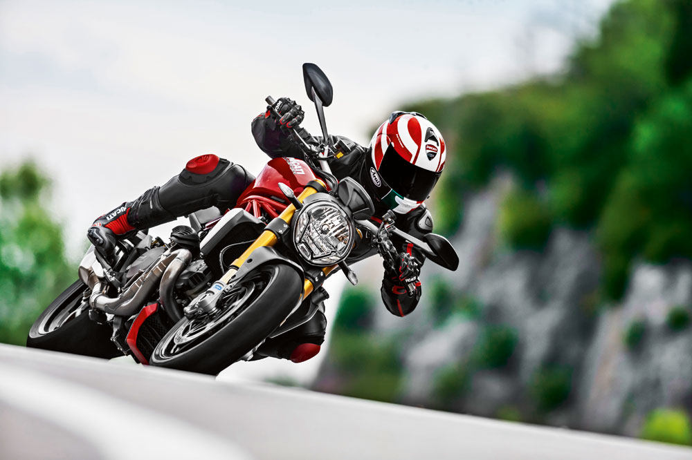 Ducati Monster 1200 S. Análisis