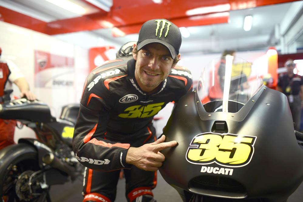 """Entrevista a Cal Crutchlow: """"Ir más rápido con esta Ducati es casi imposible"""""""