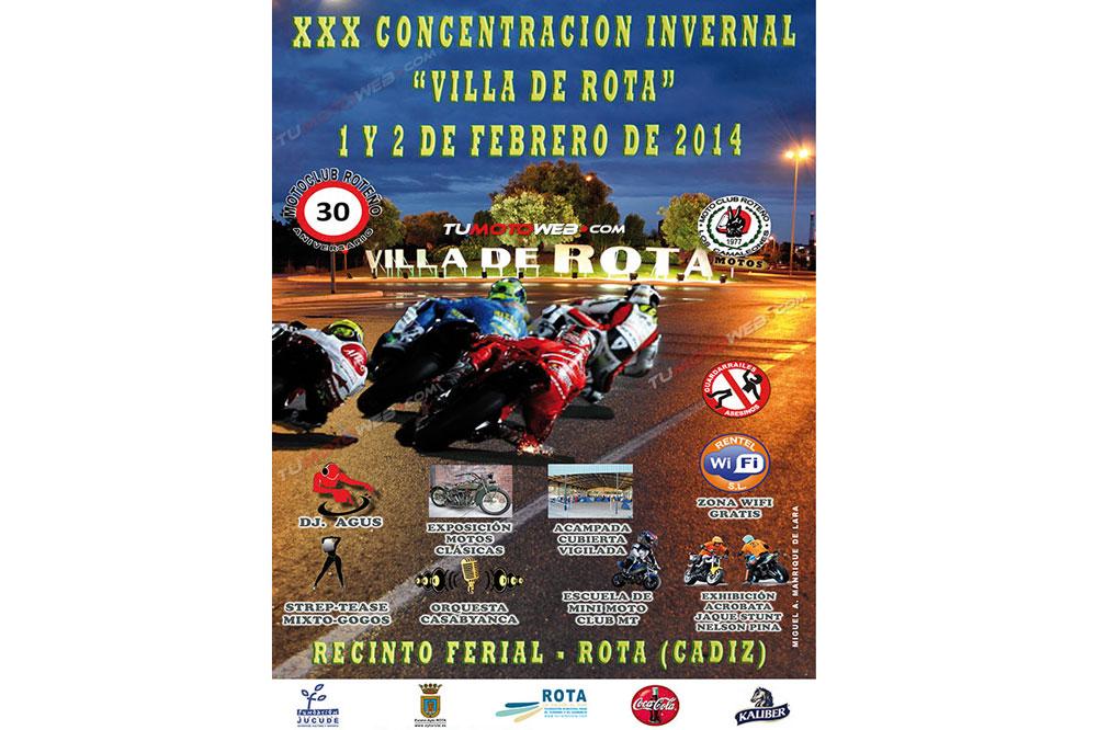 XX Concentración Invernal Villa de Rota