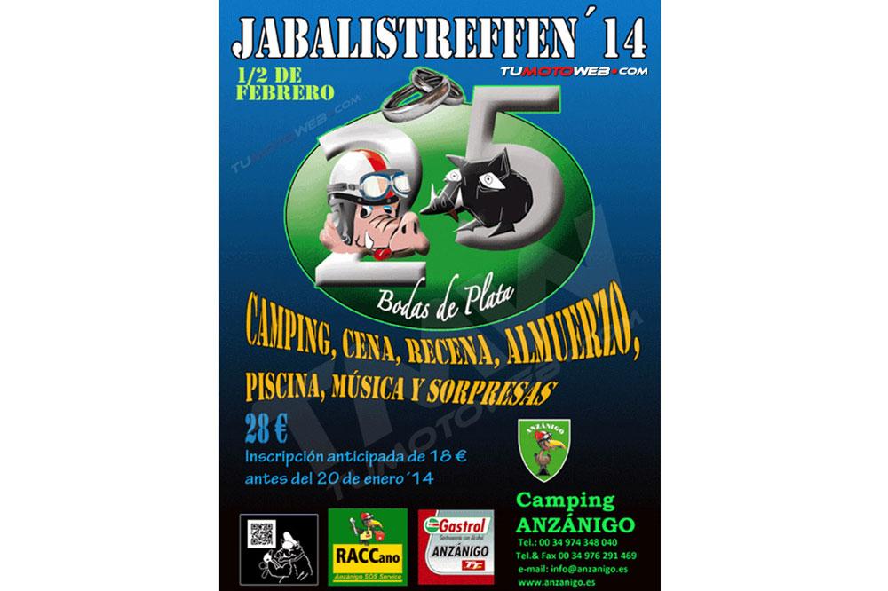 Jabalistreffen 2014