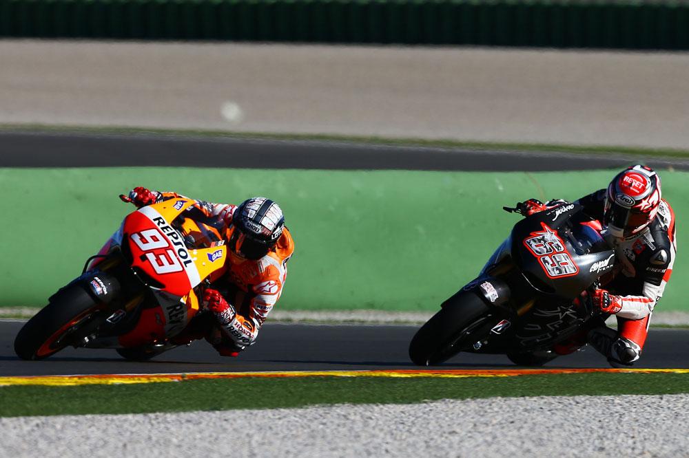 La nueva vida de MotoGP