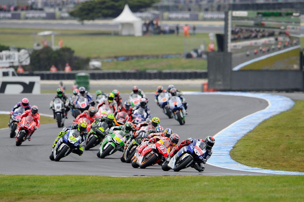 Pilotos MotoGP 2014