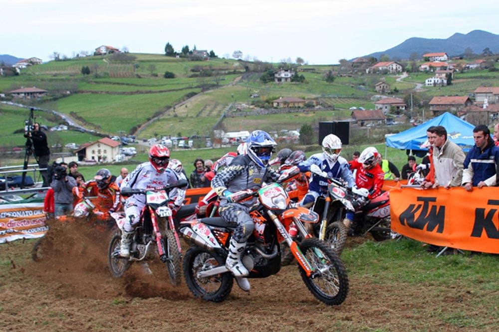 Comienza el Campeonato de España de Cross Country