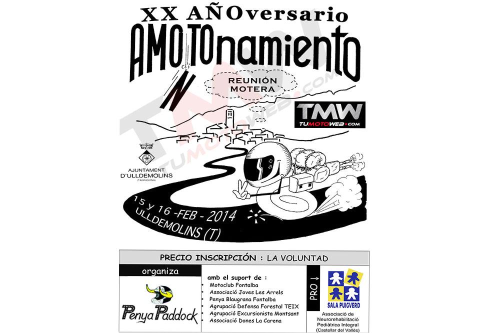 XX Reunión Motera AMOTOnamiento