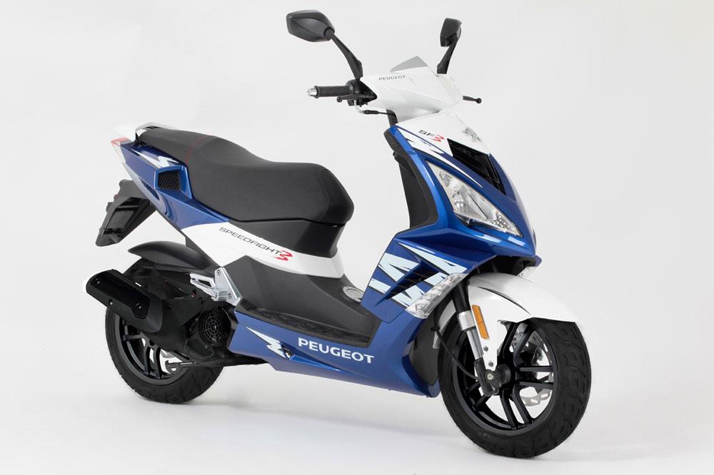 Nuevo Peugeot Speedfight3 125