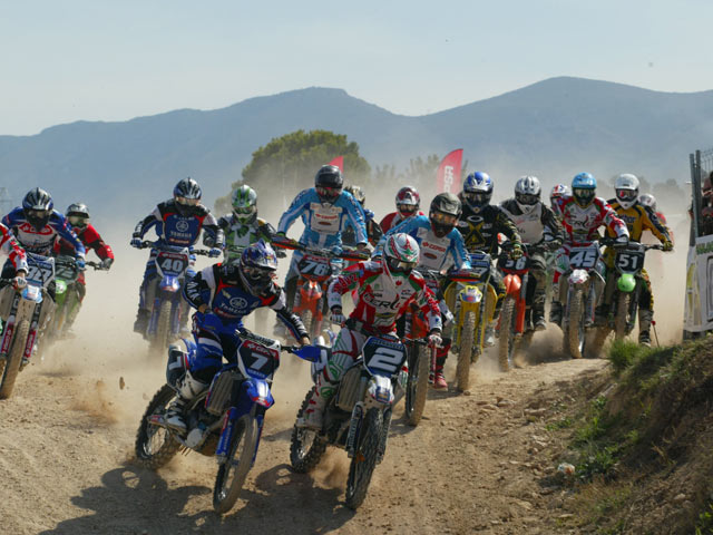El motocross nacional se renueva