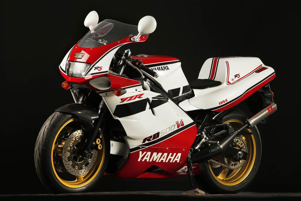 Yamaha RD500LC 1986
