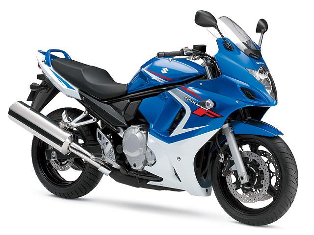 Anticipación: Novedades Suzuki 2008