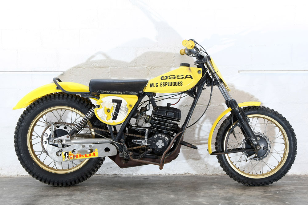 OSSA Motoball