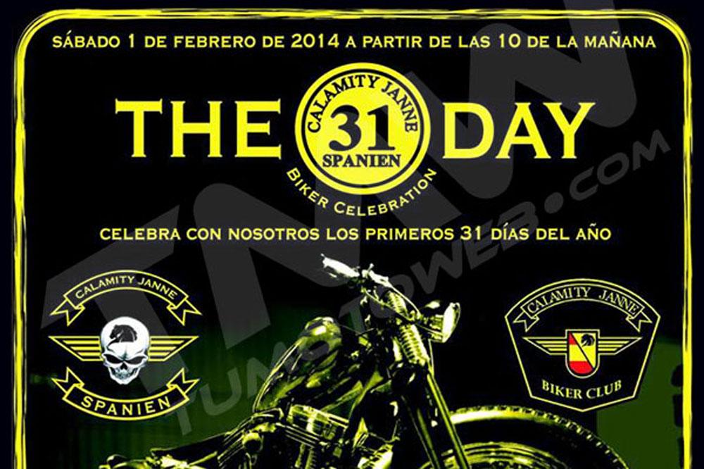 The 31 Day Rastro Biker 2014