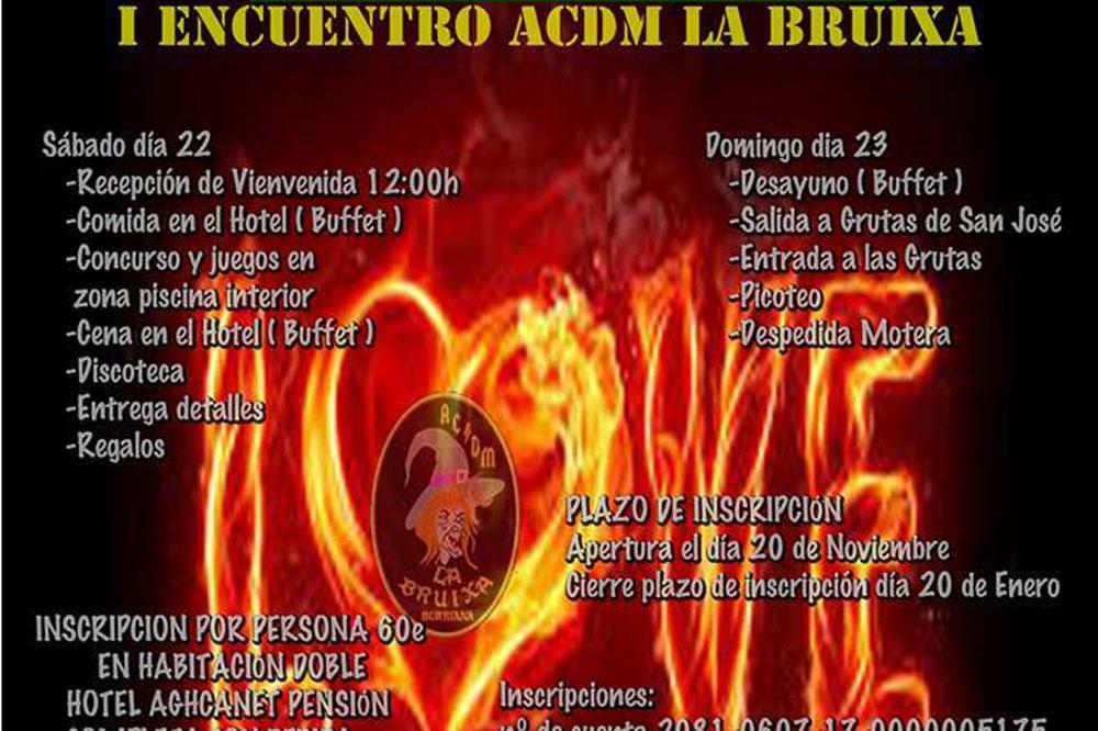 I Encuentro ACDM La Bruixa