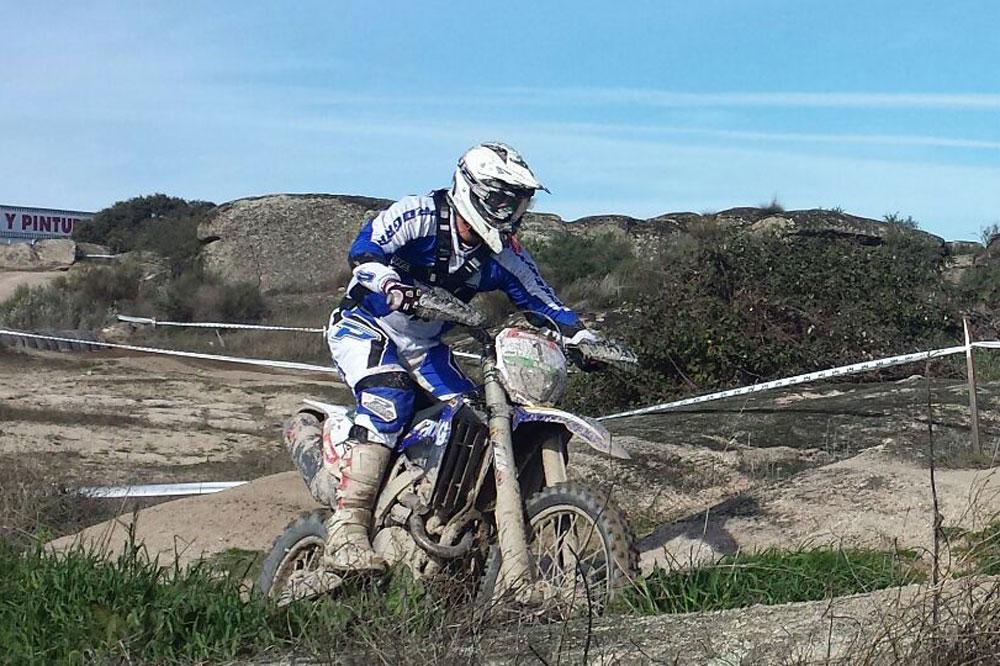 Lorenzo Santolino vence el Cross Country de Malpartida
