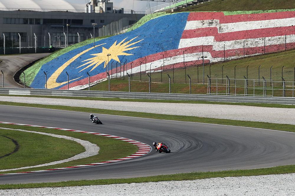 Arranca MotoGP con los test de Sepang