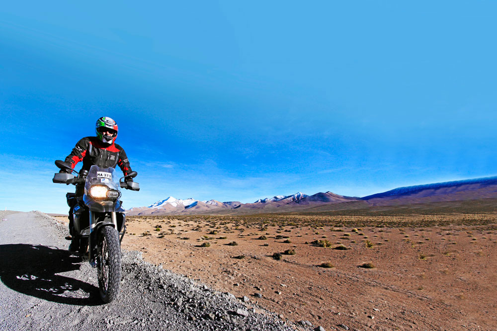 Ruta de la Muerte: Bolivia y Chile
