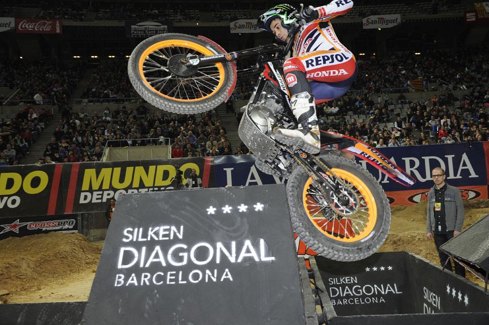 37º Trial Indoor y 15º Enduro Indoor de Barcelona. Previo